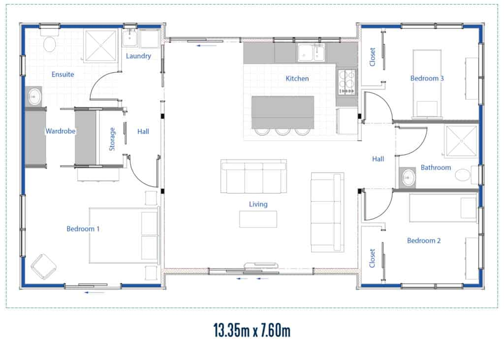 Angus Floor plan